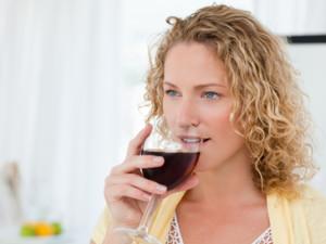 Польза красного вина на организм