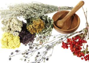 Применение рецептов на лекарственных травах