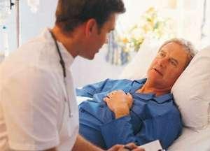 Больной с инсультом