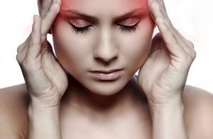Нарушение мозгового кровообращения височной доли