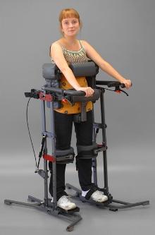 Параподиум - приспособление для восстановления навыков ходьбы