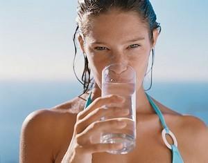 Достаточная водная нагрузка организма