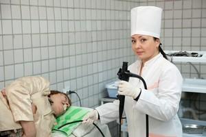 Эзофагогастродуоденоскопия