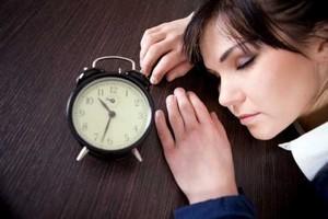 Нехватка сна и отдых