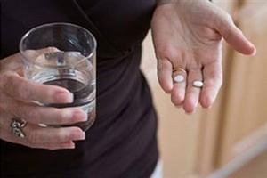 Прием лекарств после еды
