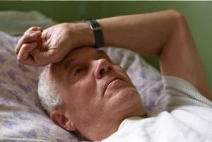 Потеря сознания у пожилых людей