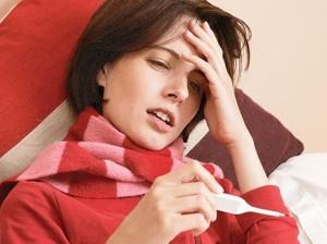 Повышение температуры тела