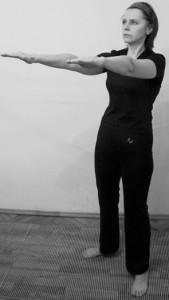 Упражнения для координации туловища