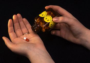 Применение антидепрессантов