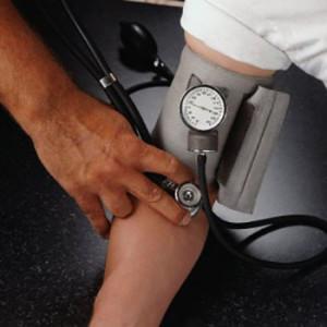 Уровень артериального давления