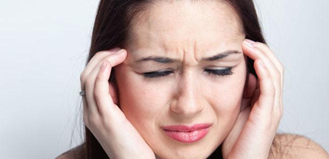 Проявление симптомов заболевания