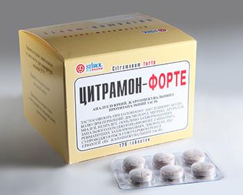 Количество таблеток