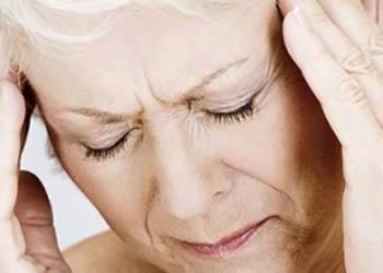 Наступление менопауза