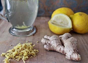 Лимонная кашица