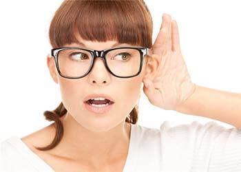 Расстройство слуха