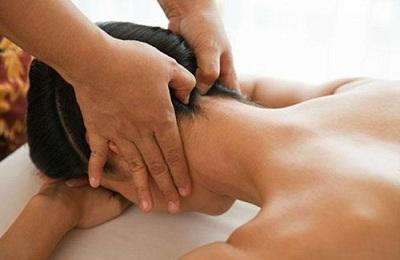 Ммассаж головы и шеи