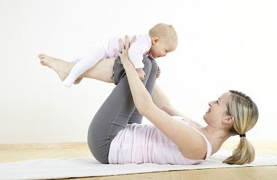 Упражения с ребенком
