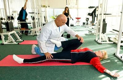 Проведение упражнения