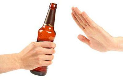 Пиво в руке