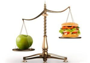 Полезная пища или вкусная