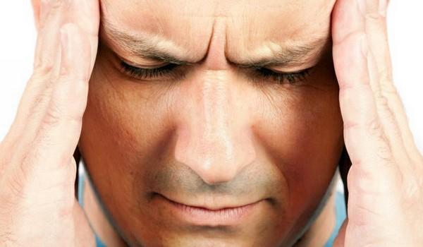 Мигрень и головокружения у пострадавших от удара
