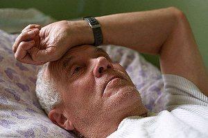 Нарушения сна в виде сонливости или бессонницы у постинсультных больных