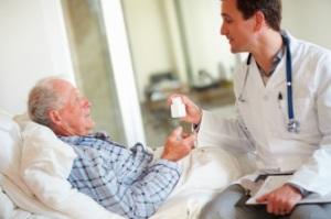 Обследование и назначение медицинских препаратов