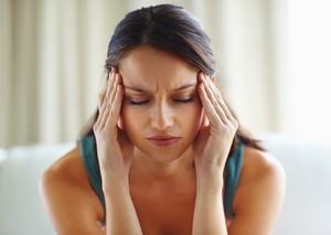 Интенсивная головную боль