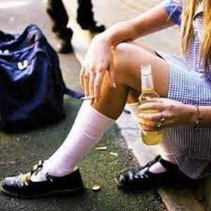 Ограничение употребления алкоголя и курение