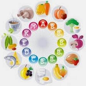 Витамины в еде