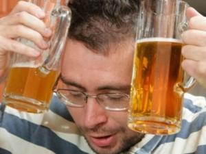 Влияние пива на человека