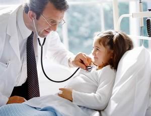 Заболевание у детей