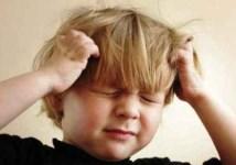 Боль в голове у детей