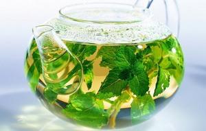 Чай из семян петрушки