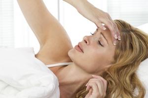 Кружится голова во время сна