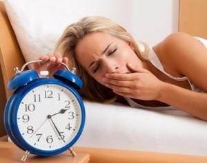 Недостатка сна