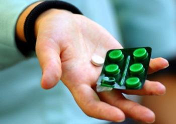 Реализации пластинки препарата