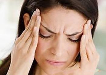 Пример проявления симптомов