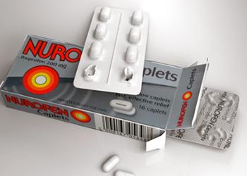 Применение Нурофена