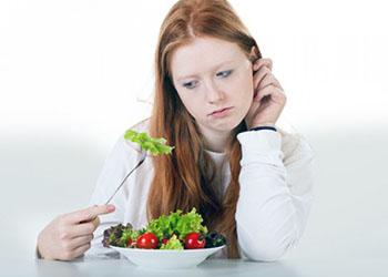 Снижение апетита