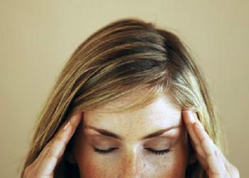 Височная мигрень