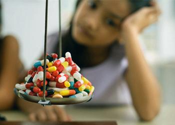 Разнообразие таблеток