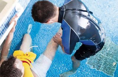 Лечение в бассейне