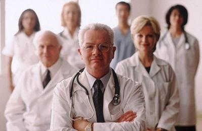 Штат врачей