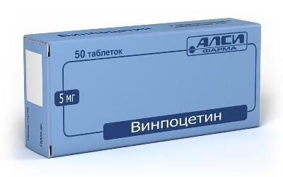 Винопцетин