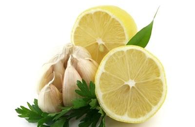 Лимонно-чесночная смесь