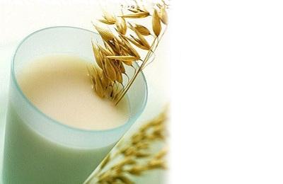 Овсянное молоко