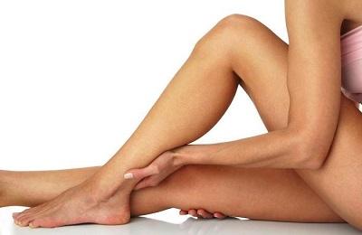 Самомассаж ног