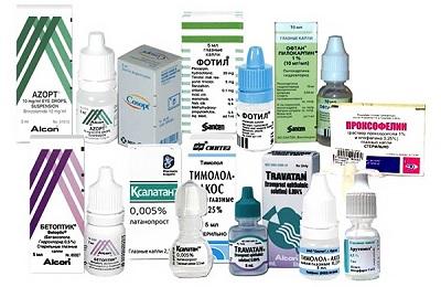 Ассортимент лекарств