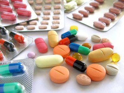 Таблетки в блистере